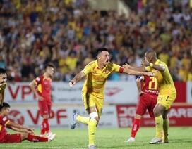 Đỗ Merlo lập cú đúp, Nam Định thắng đậm SL Nghệ An