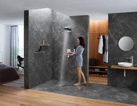 Rainfinity - Điểm nhấn thanh lịch cho không gian phòng tắm