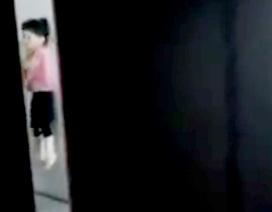 Tạm giữ người đàn ông bóp cổ, đập đầu bé gái vào tường