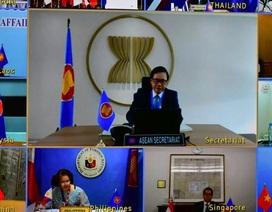 ASEAN - Trung Quốc thảo luận việc đàm phán về quy tắc ứng xử trên Biển Đông