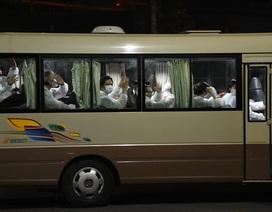 Đà Nẵng tiếp nhận, cách ly 230 công dân về từ Nhật Bản