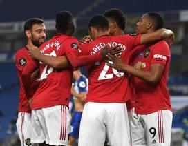 Những khoảnh khắc Man Utd hạ gục đội chủ nhà Brighton