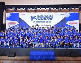 Y-Riders Club vừa ra mắt đã có hơn 5.000 thành viên chính thức