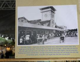 Xao xuyến những hình ảnh Sài Gòn hơn 300 năm qua
