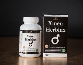 TPBVSK Xmen Herblux – Bí quyết tăng cường sinh lực phái mạnh