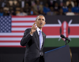 """Truyền thông Trung Quốc """"lạnh nhạt"""" với chuyến thăm châu Phi của Tổng thống Mỹ"""