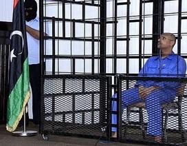 Tòa án Libya tuyên tử hình con trai cố lãnh đạo Gaddafi