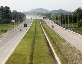 Quốc lộ 3 mới Hà Nội - Thái Nguyên được đầu tư BOT thành cao tốc