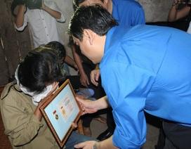Đề nghị truy tặng Huân chương Dũng cảm cho nam sinh quên mình cứu người