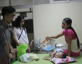 Teen thành Vinh đưa Trung thu đến bệnh viện