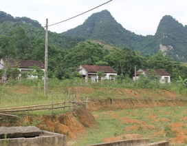 Hàng loạt dự án di dân tái định cư bị chậm do… thiếu tiền