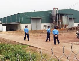 Vụ nổ máy ép gỗ khiến 11 người bỏng nặng: Công ty từng vi phạm quy định PCCC