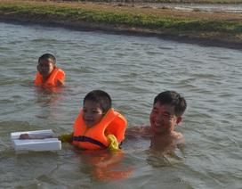 Bỏ quy định cộng điểm cho học sinh biết bơi