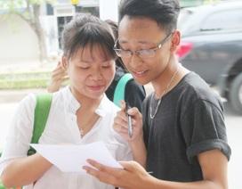 Thi vào 10 tại Nghệ An: Phần hình học và toán ma trận làm khó thí sinh