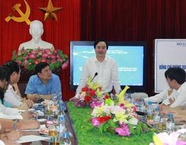Bộ trưởng Phùng Xuân Nhạ: Đừng đẩy học sinh vào cuộc chạy đua thành tích!