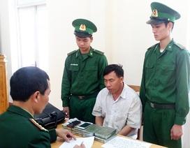 Đối tượng người Lào vượt biên vào Việt Nam cùng 8 bánh heroin