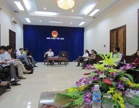 Chủ tịch huyện Tiên Lãng chỉ đạo làm rõ vụ côn đồ đánh dân