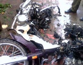 Xe máy phát nổ, cô gái tử vong tại đám cưới người yêu cũ