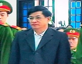 Cựu chủ tịch huyện Tiên Lãng thừa nhận hành vi phạm tội