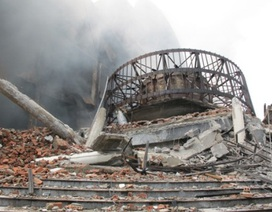 Vụ cháy trung tâm thương mại: Tỉnh Hải Dương báo cáo gì với Chính phủ?