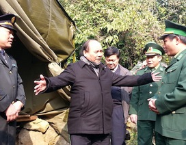 Phó Thủ tướng thị sát việc chống buôn lậu tại Lạng Sơn