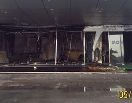 Công ty Mobase đã hoạt động trở lại sau vụ cháy to