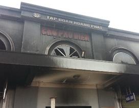 Chờ kết luận của Viện KHHS, xem xét khởi tố vụ cháy chợ phố Hiến