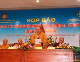 Đại lễ Phật đản Liên hợp quốc sẽ đón khoảng 10.000 đại biểu