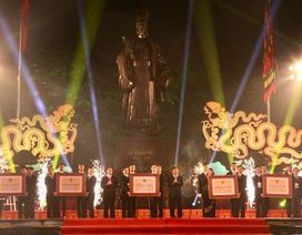 """Đền Phù Đổng được công nhận là """"Di tích Quốc gia đặc biệt"""""""