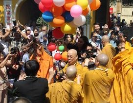 """""""Thông điệp hòa bình Biển Đông"""" tại Đại lễ Phật đản ở Thủ đô"""