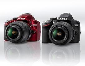 Nikon D3200 trình làng với cảm biến 24 Megapixel