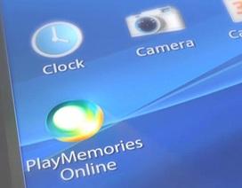 """Sony """"chạy đua"""" với dịch vụ đám mây miễn phí 5GB"""