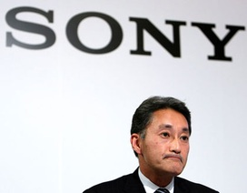 """Sony sa thải 10.000 nhân viên để """"đổi vận"""""""