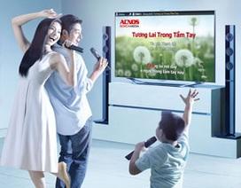 Hát karaoke trên Smart TV: Xu hướng mới