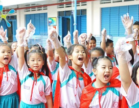 """Phương pháp mới giáo dục lối """"sống xanh"""" cho trẻ"""