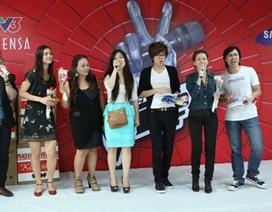 Thí sinh Giọng Hát Việt và việc làm ý nghĩa