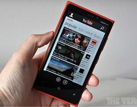Google ép Microsoft gỡ bỏ YouTube trên Windows Phone