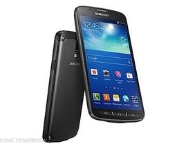 Điện thoại chống nước Galaxy S 4 Active màn hình Full HD ra mắt