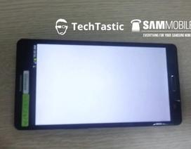 Ảnh nguyên mẫu đầu tiên của Galaxy Note III xuất hiện