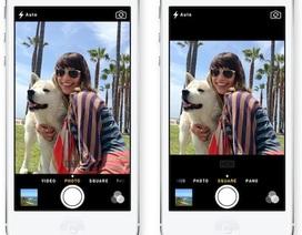 Trải nghiệm camera và bộ lọc ấn tượng của iOS 7