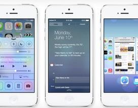 """Các tính năng nâng cấp """"đáng giá"""" trên iOS 7"""