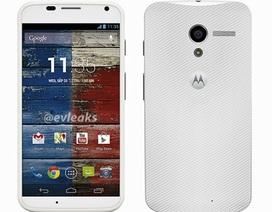 Điện thoại bí ẩn Motorola X tiếp tục lộ ảnh chính thức