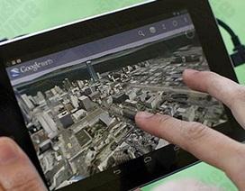 Nexus 7 thế hệ 2 sạc pin không dây, giá 4,8 triệu đồng
