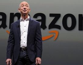 Ông chủ Amazon chi 250 triệu USD mua tờ báo in Washington Post