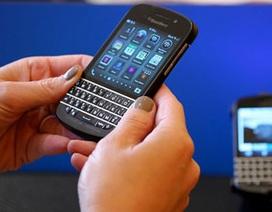 Nhớ một thời BlackBerry!