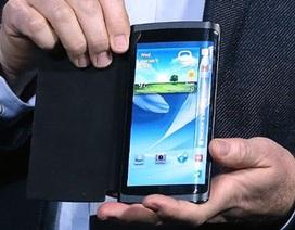 Samsung ra mắt smartphone màn hình cong trong tháng 10