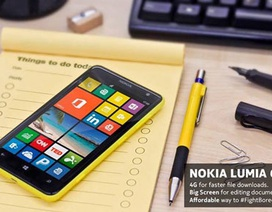3 tính năng nổi bật của Nokia Lumia 625