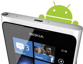 Nokia vẫn đang sản xuất 10.000 mẫu thử điện thoại Android