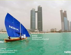 Nokia hé lộ về sự kiện đặc biệt ra mắt Lumia 1520