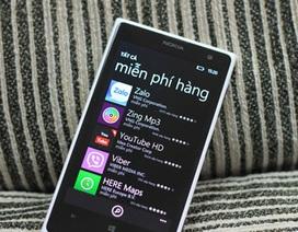 Vì sao Zalo vọt lên vị trí số 1 trên Windows Phone?